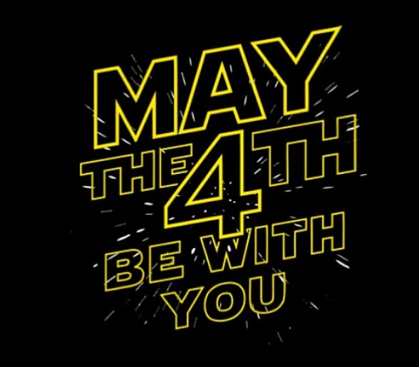 Mama Chit Chat: May the 4th be with you!