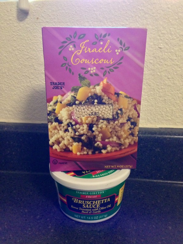 Mama Chit Chat: Bruschetta Cous Cous
