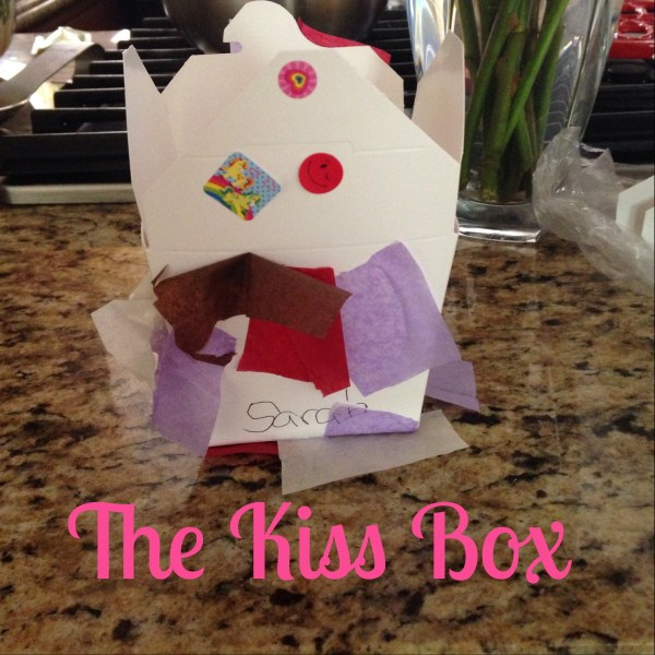 Mama Chit Chat: The Kiss Box