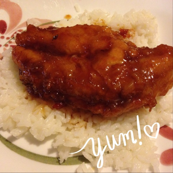 Mama Chit Chat: Sweet & Sour Chicken