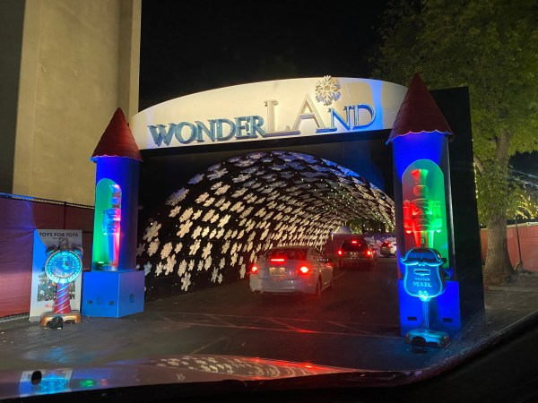 Went to a magical drive-thru experience called, @socalWonderLAnd. Check out my review and get your tickets before they sell out.