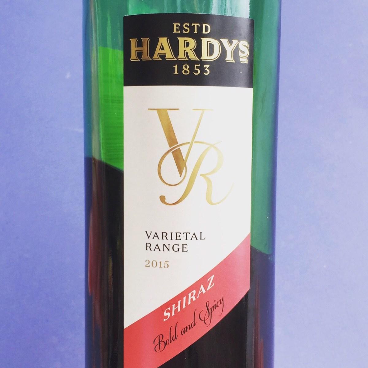Hardy's Shiraz Varietal Range