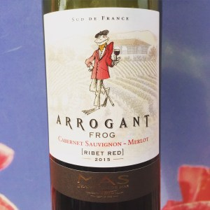 Arrogant Frog Cabernet-Merlot, Review