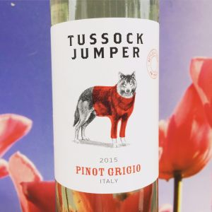 Pinot Grigio Tussock Jumper Review