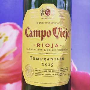 Rioja Tempranillo, Campo Viejo review