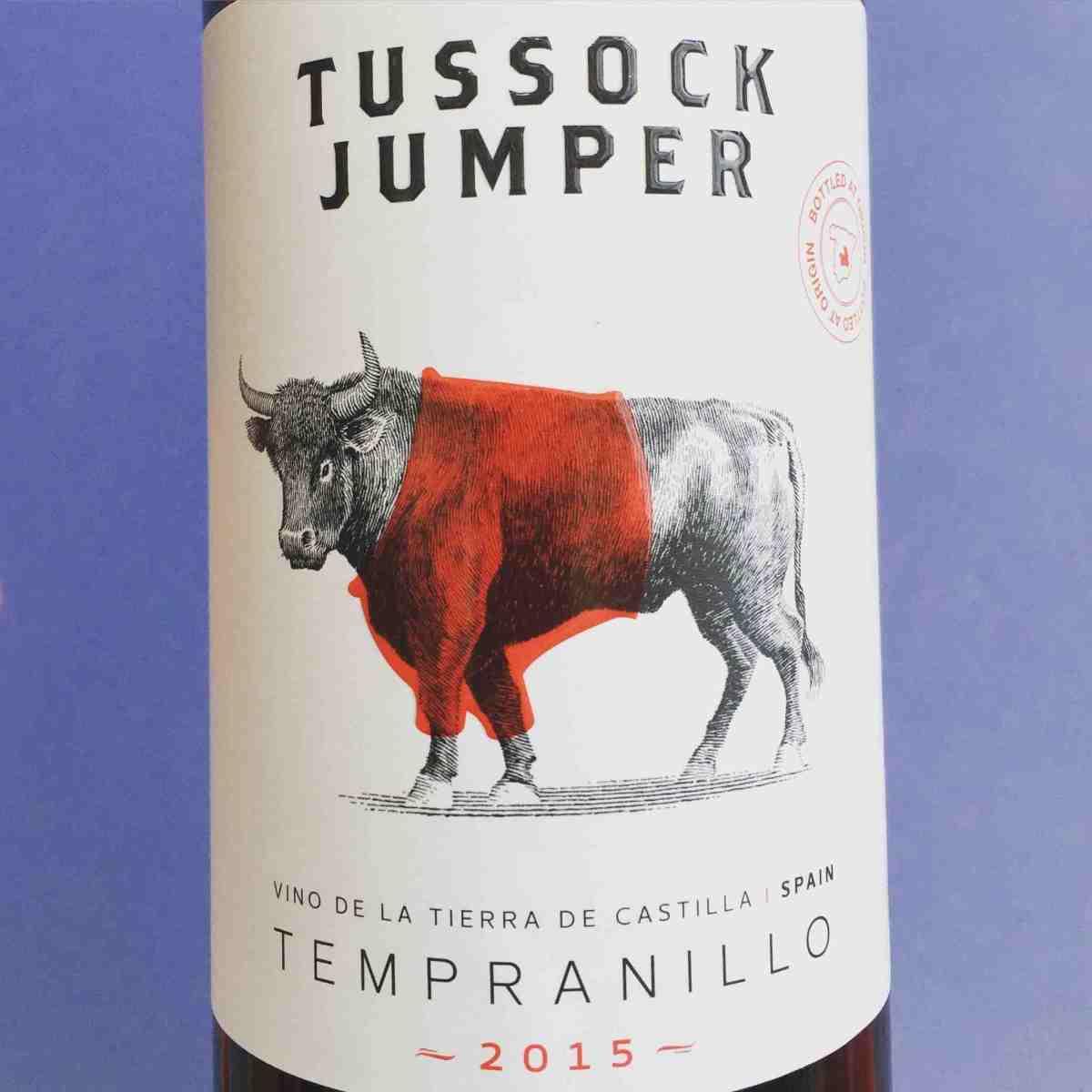 Tussock Jumper Tempranillo