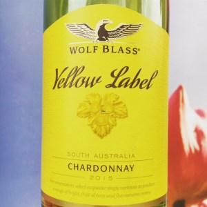 Wolf Blass Chardonnay, wijnreview