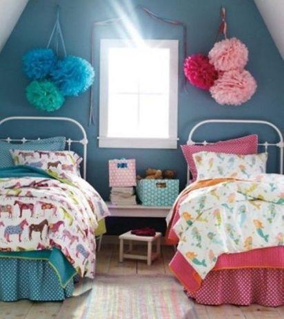 quarto de menina e menino decoração
