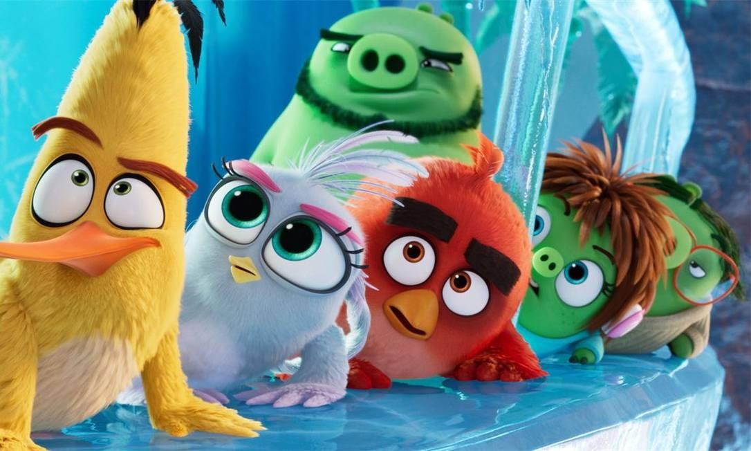 Angry Birds 2 : Três Grandes Lições