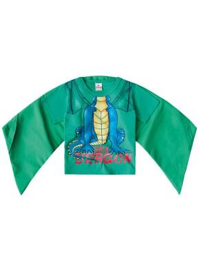 Camiseta Dinossauro com asa removivel_Brandili_R$ 64,90_SAC Brandili 0800 644 2400