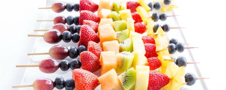 Espetinho-de-frutas