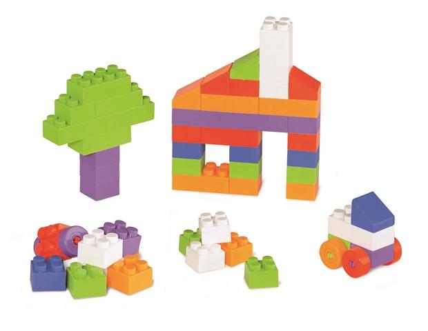 Riva Block - 84 peças - Calesita Brinquedos