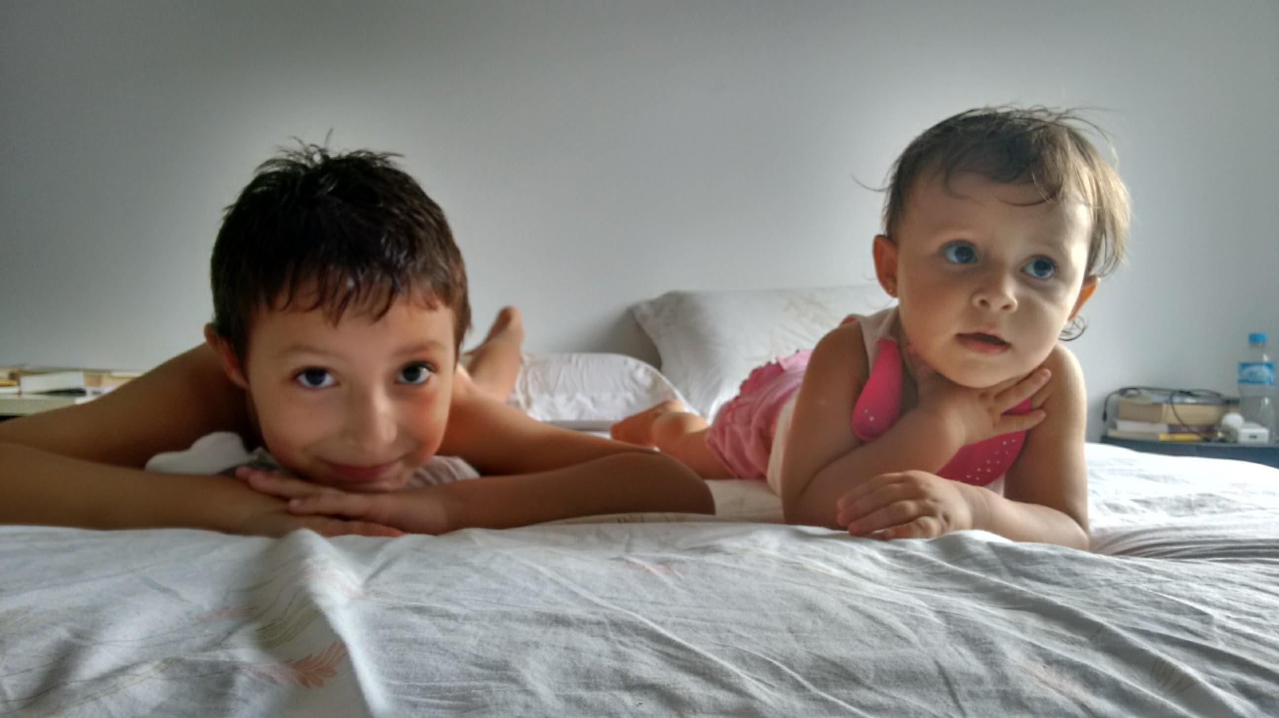 Filhos :: A Diferença De Idade Entre Eles