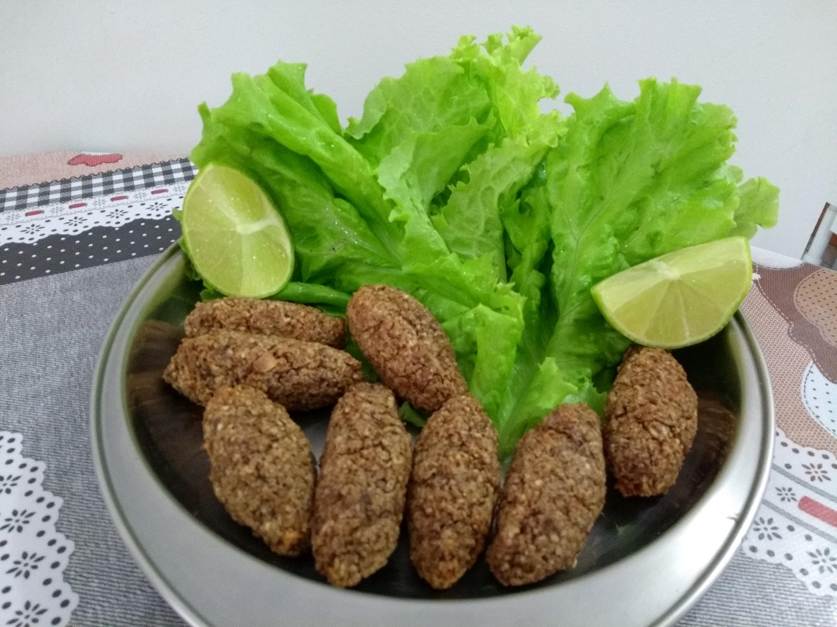 Receita De Kibe – Comida árabe