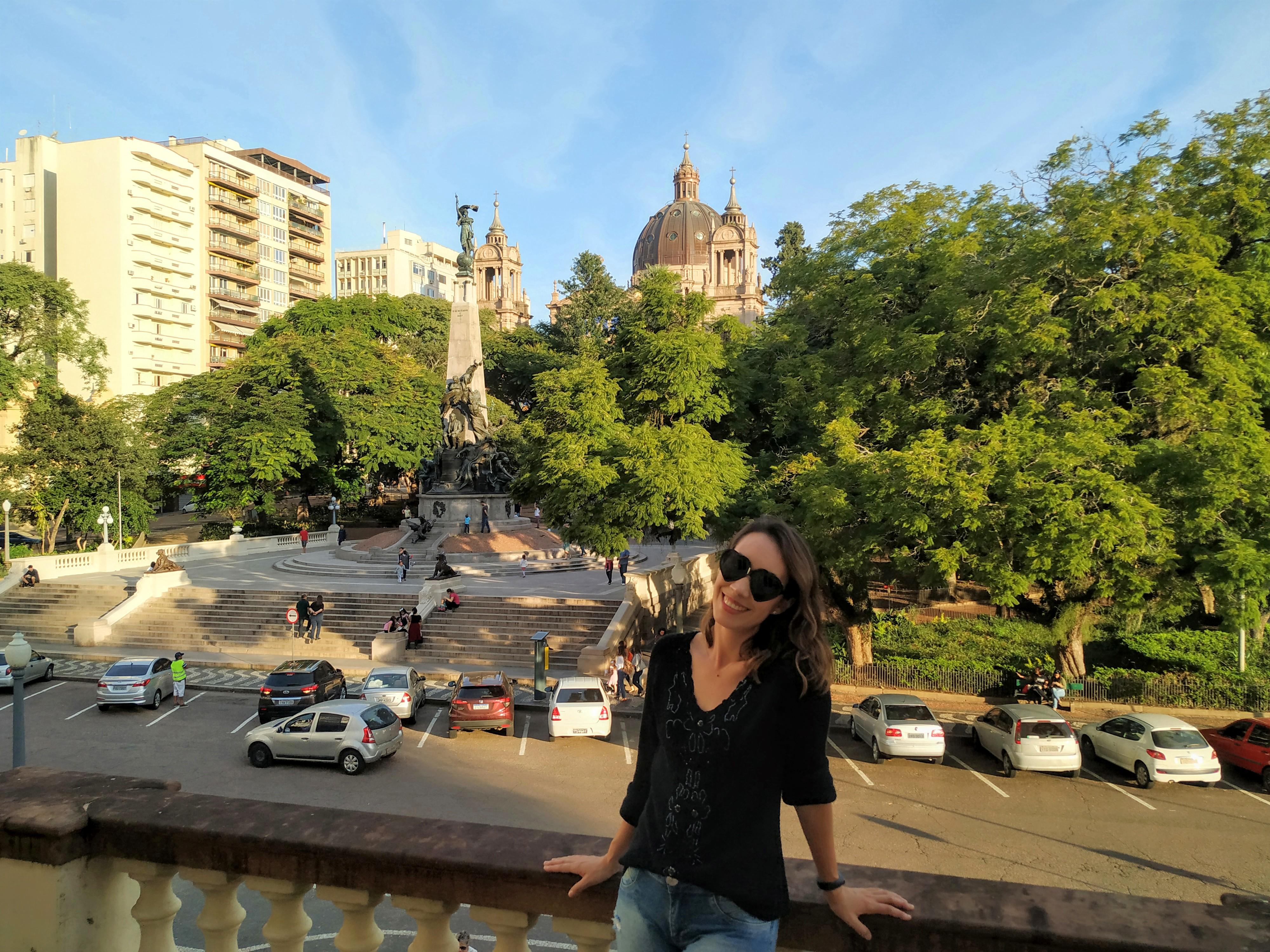 A Blogueira Que Mais Caminha Na Cidade!