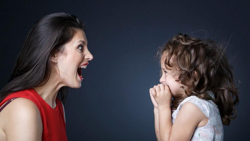 Efeitos De Gritar Com Os Filhos
