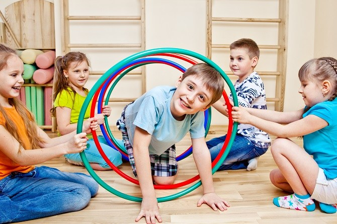 Melhorando As Habilidades Sociais Das Crianças