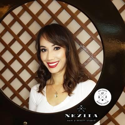 Maquiagem e cabelo por Nezita Hair
