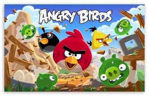 Festa De Aniversário :: Angry Birds