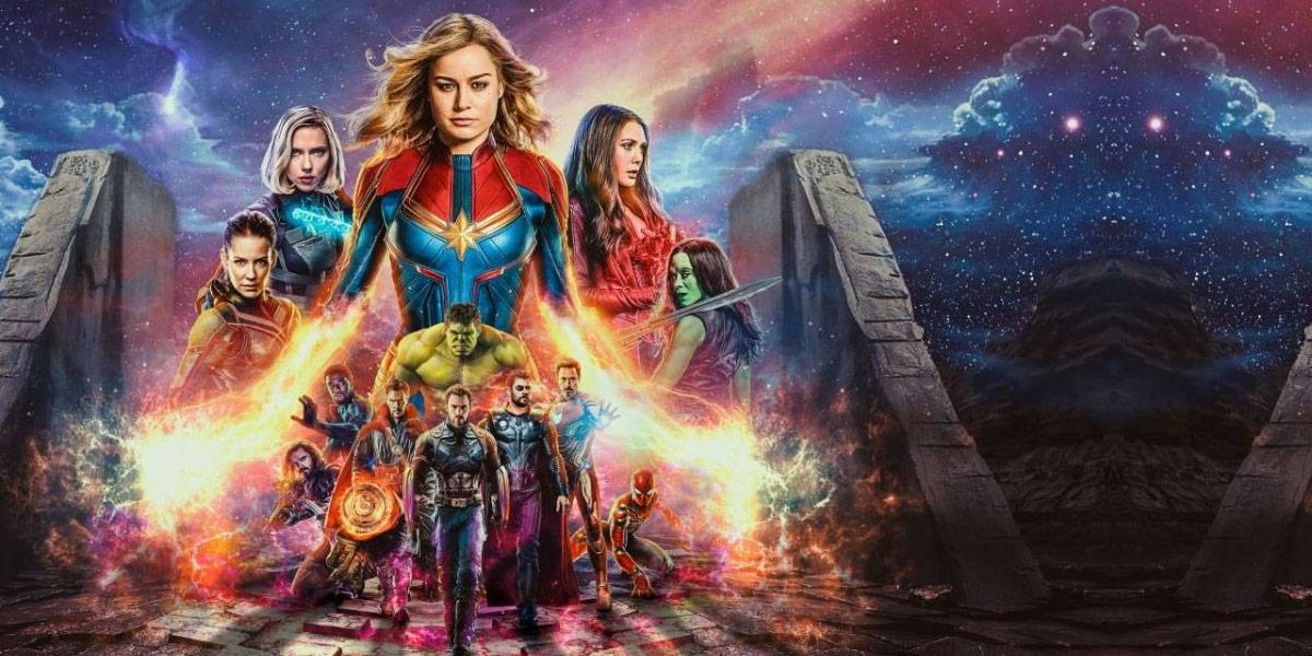 Avengers Ultimato - EndGame - Marvel- Vingadores