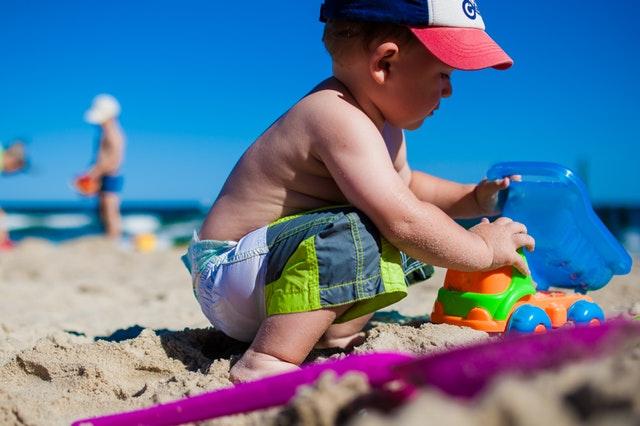 Crianças Na Praia – 10 Dicas Para Aproveitar As Férias Com Tranquilidade