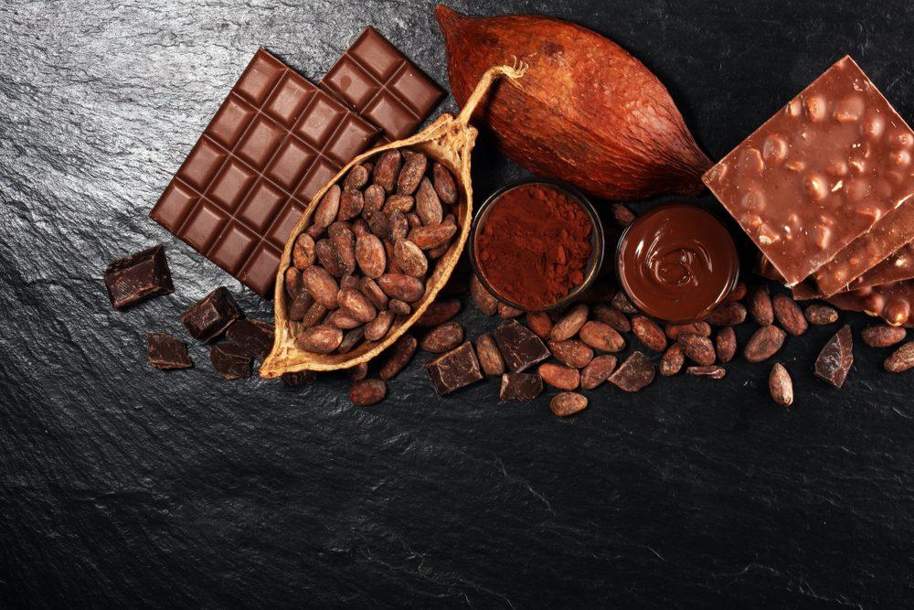 Chocolate Faz Bem à Saúde – Com Moderação!