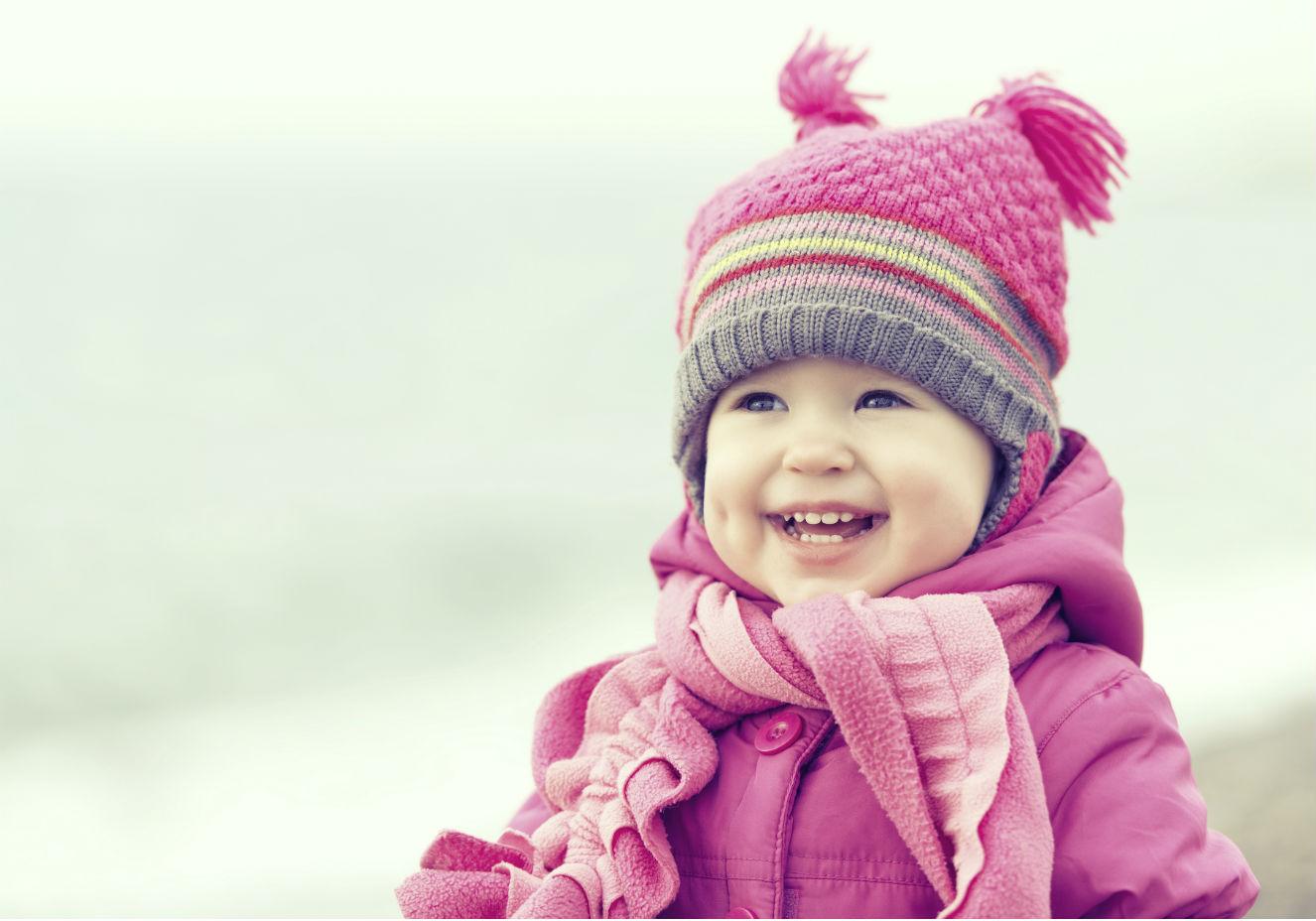 Baixas Temperaturas – Como Aquecer As Crianças?