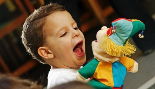Desenvolvimento: Estimular A Linguagem Da Criança