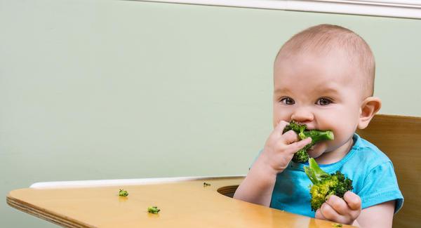 Incentivar Bebê Comer Sozinho - Blw