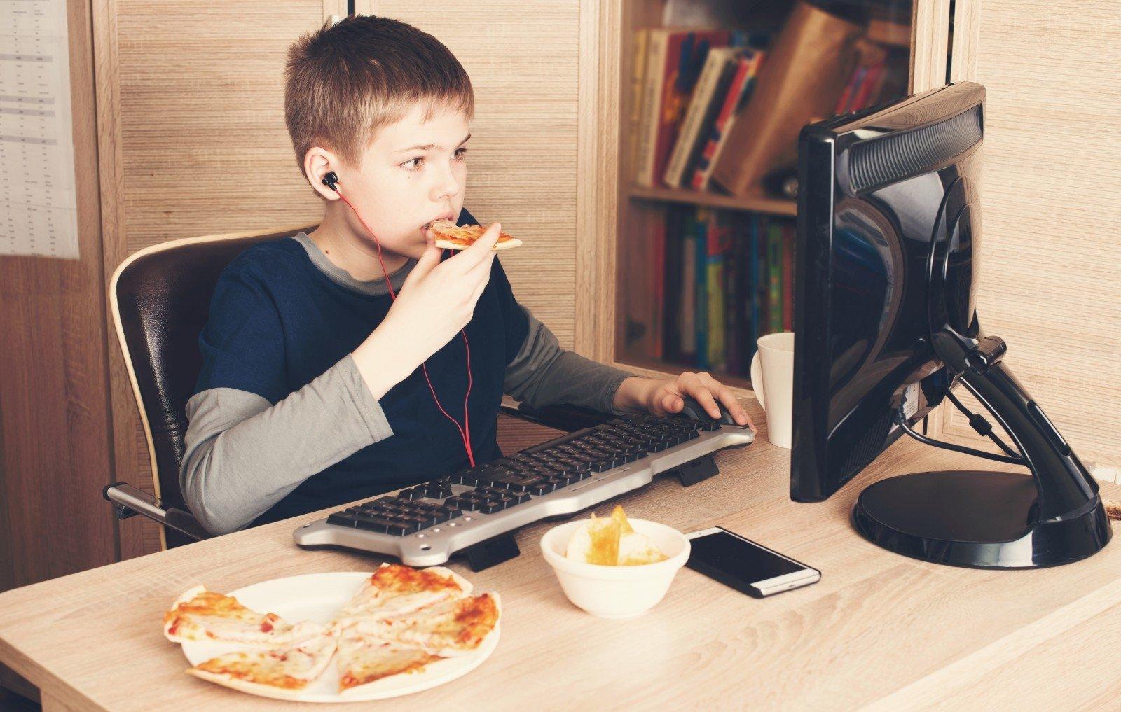 Número De Crianças E Adolescentes Obesos Aumenta 11 Vezes Em 40 Anos