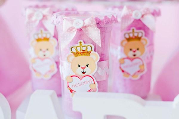 ursinho decoração infantil