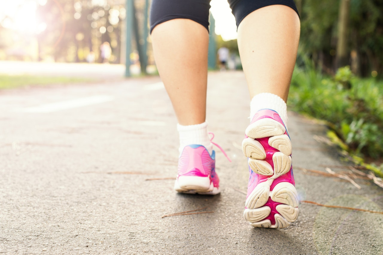 8 Benefícios De Caminhar Durante A Gravidez