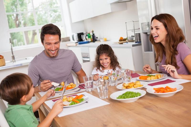 como melhorar a alimentação dos filhos