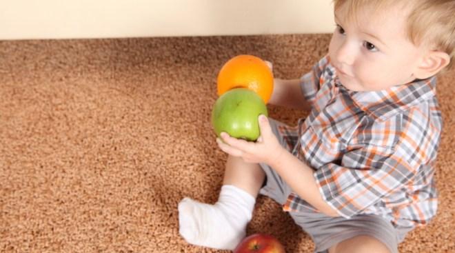 10 passos para a alimentação saudável do bebê