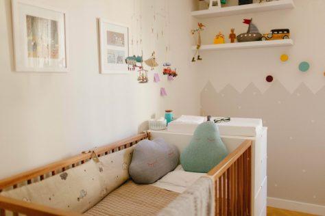 Projeto de quarto de bebê de Julia Dely