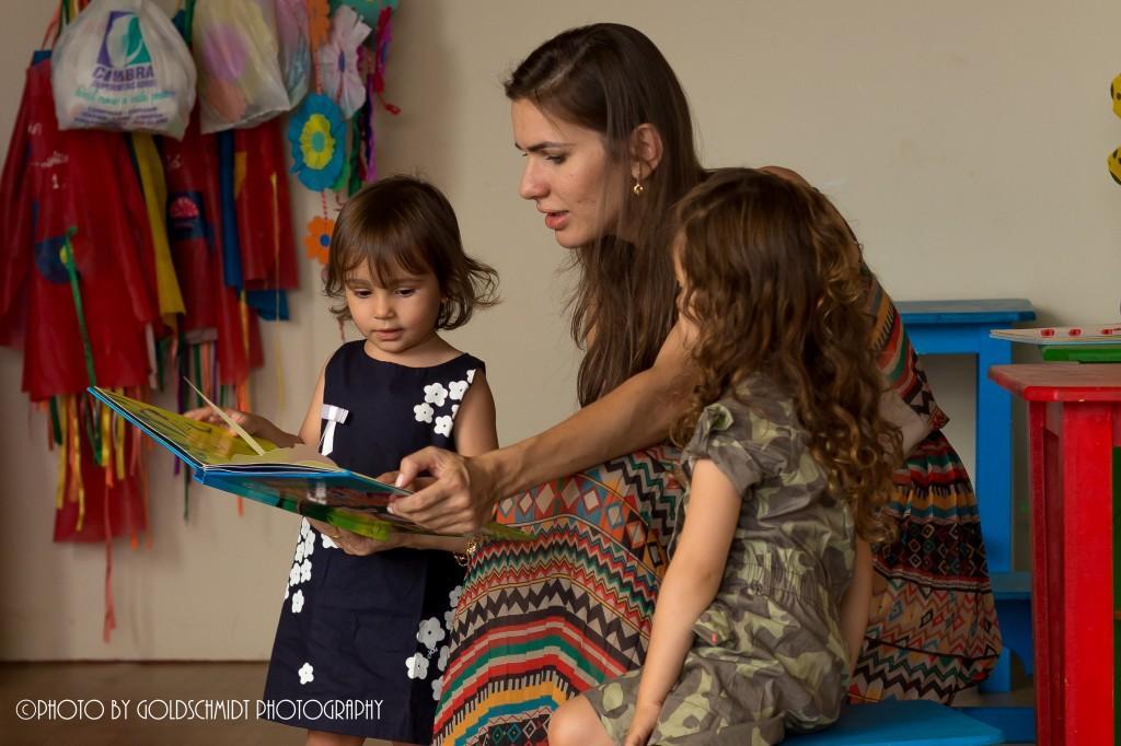 Joana Franco Nogueira Mamãe Juliana Franco Produtora de Conteúdo e Laura Lopes Filha da Jornalista Patricia Lopes