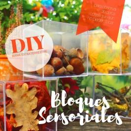 DIY Bloques sensoriales