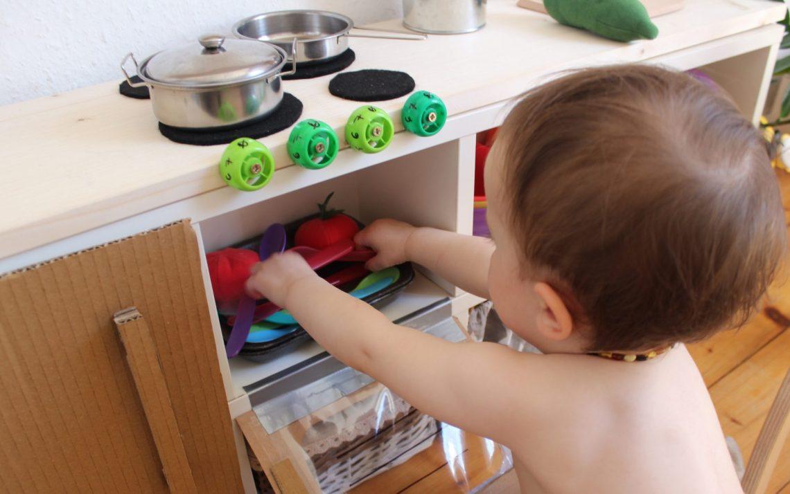 mamá extraterrestre mini cocinita montessori para cocinar de verdad juguete