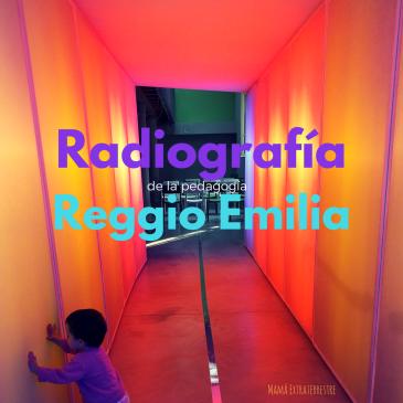 Radiografía de la pedagogía Reggio Emilia