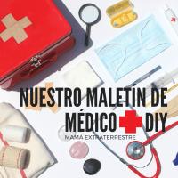 Maletín de Médico DIY