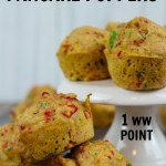 weight watchers pancake poppers