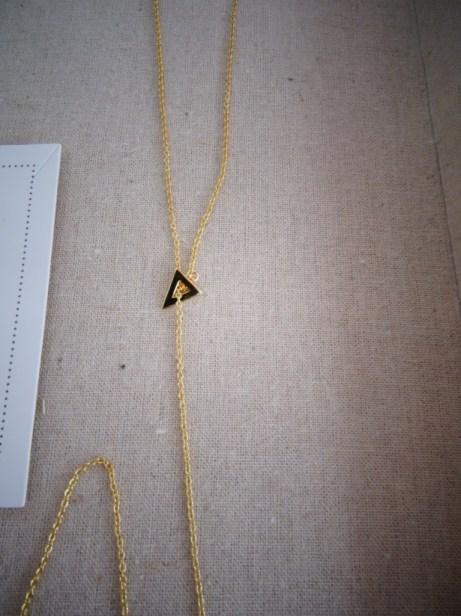 collier lasso or