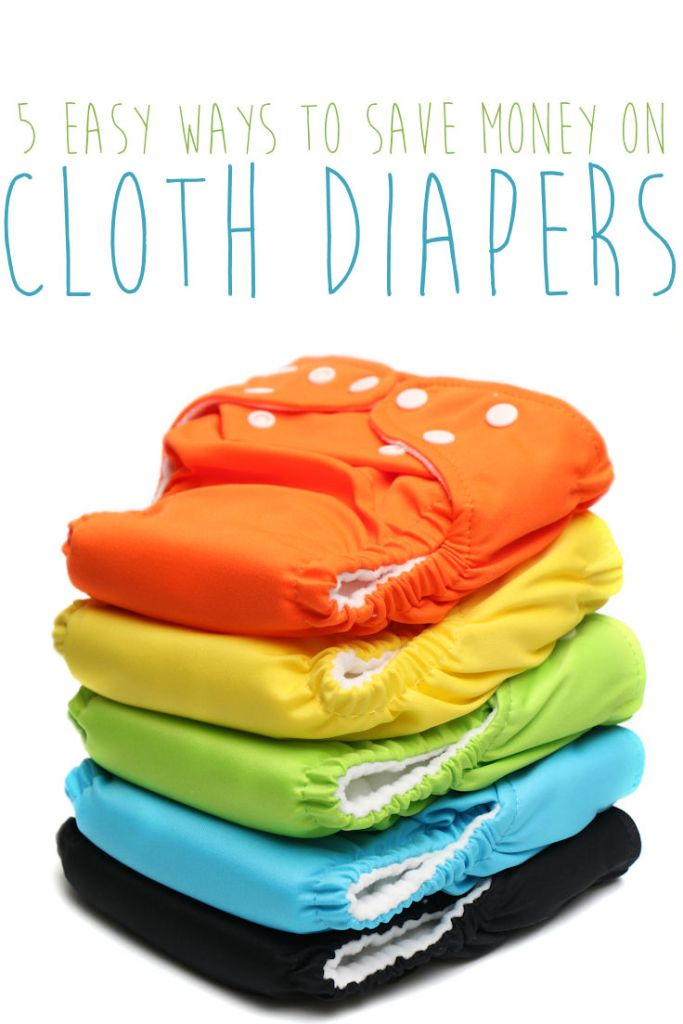 Cloth diapers aren't cheap, but in the long run are a much better investment, particularly if you plan to use them for multiple children. Here are 5 easy tips to save even more money when buying cloth diapers.