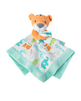 Tiger lovey from Gymboree Newborn Collection