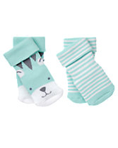 Tiger and striped socks from the Gymboree Newborn Collection