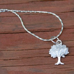 Tree of Life Breastmilk Pendant by Hollydaze Designs