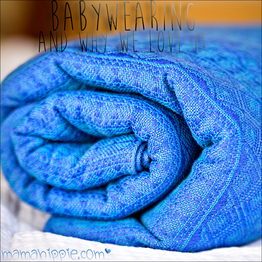 Babywearing has changed our life for the better! Great article on the benefits.