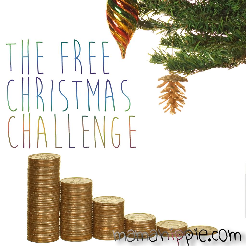 The Free Christmas Challenge