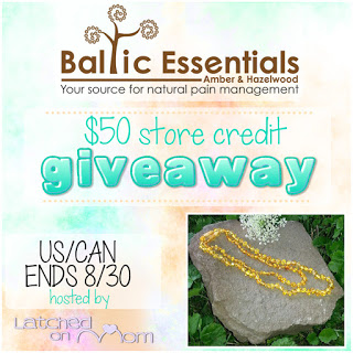 Win a $50 store credit to Baltic Essentials!