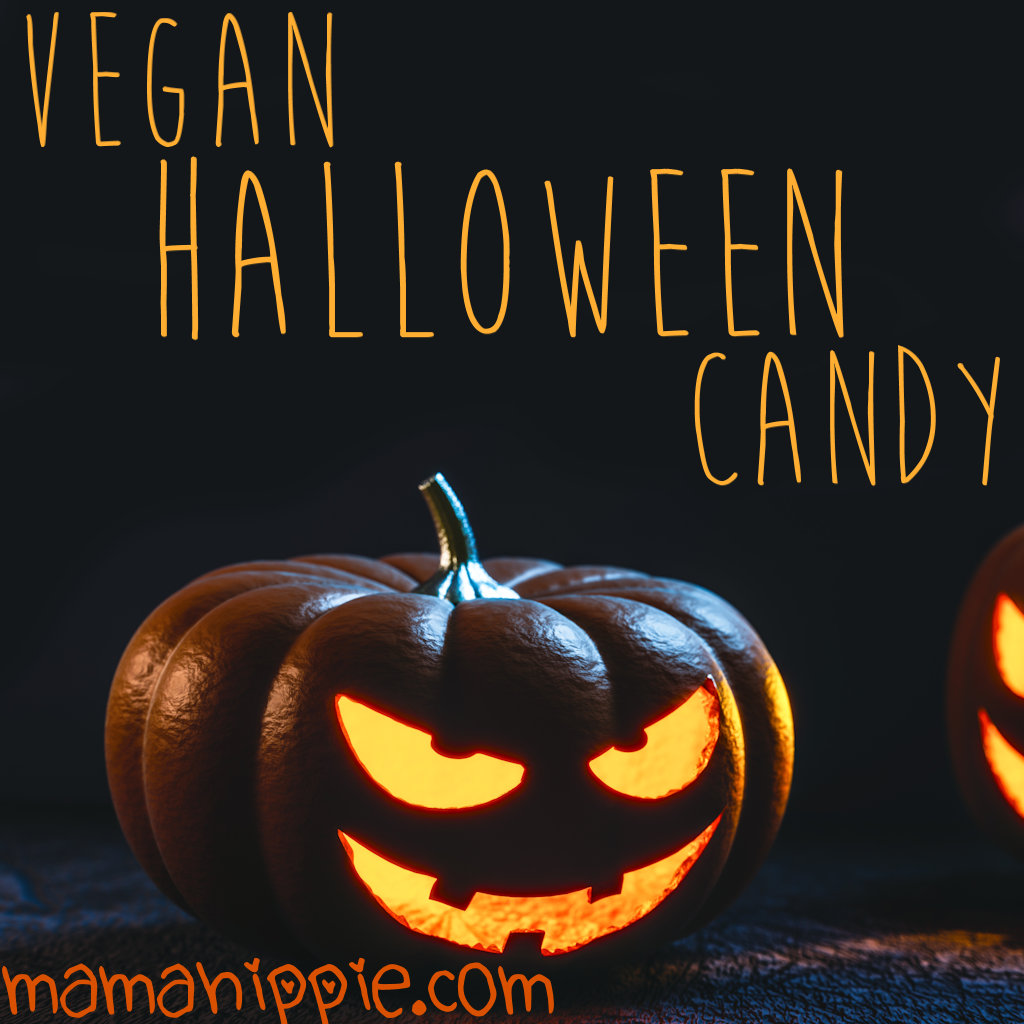 Vegan Halloween Candy Roundup